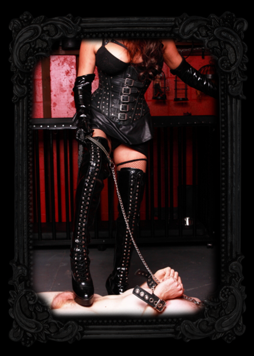 Opinion you auckland bdsm mistresses know